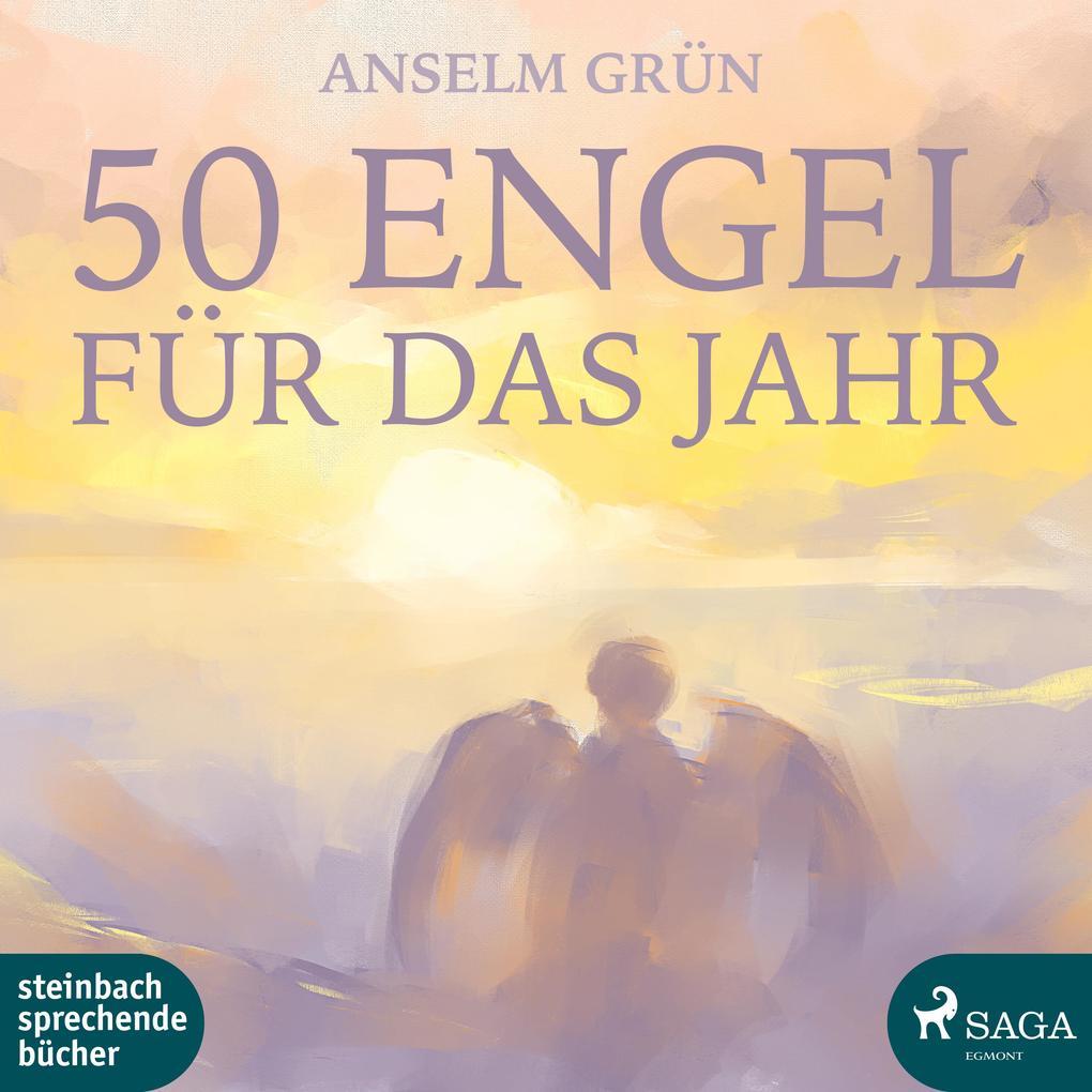 50 Engel für das Jahr als Hörbuch CD
