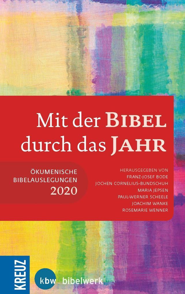 Mit der Bibel durch das Jahr 2020 als eBook