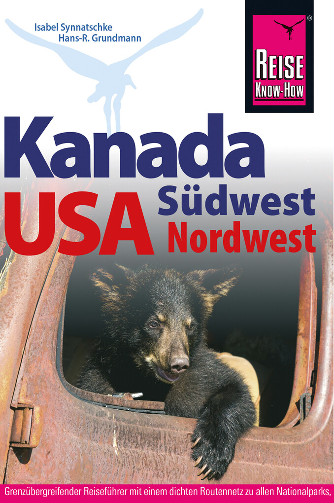 Kanada Südwest / USA Nordwest als eBook