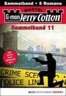 Jerry Cotton Sammelband 11 - Krimi-Serie