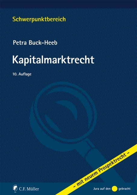 Kapitalmarktrecht als Buch