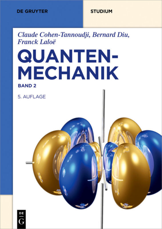 Quantenmechanik Band 2 als Buch (kartoniert)