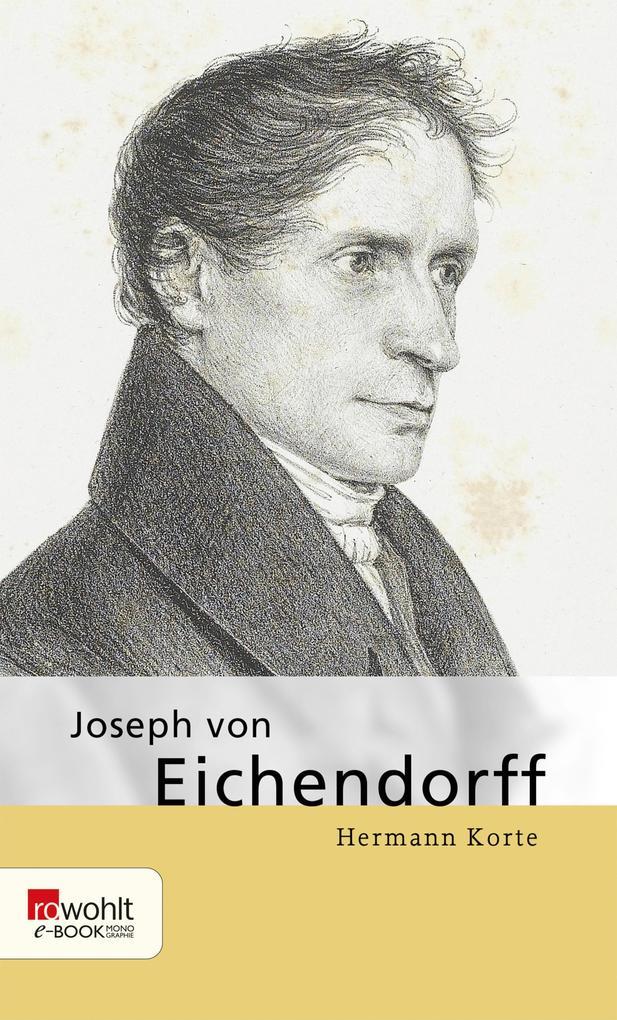 Joseph von Eichendorff als eBook