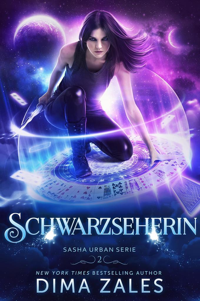 Schwarzseherin (Sasha Urban Serie: Buch 2) als eBook