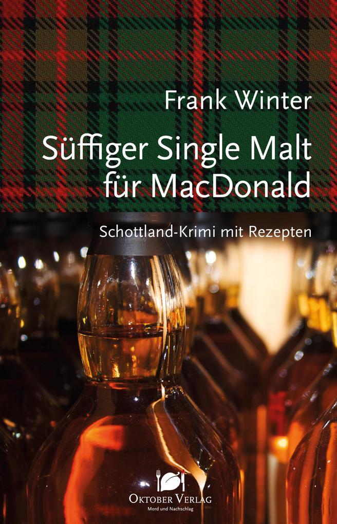Süffiger Single Malt für MacDonald als eBook