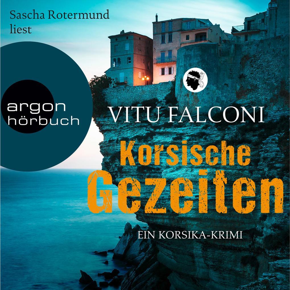 Korsische Gezeiten (Ungekürzte Lesung) als Hörbuch Download