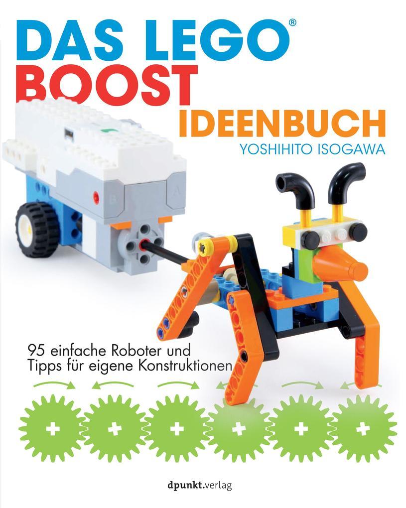 Das LEGO®-Boost-Ideenbuch als eBook epub