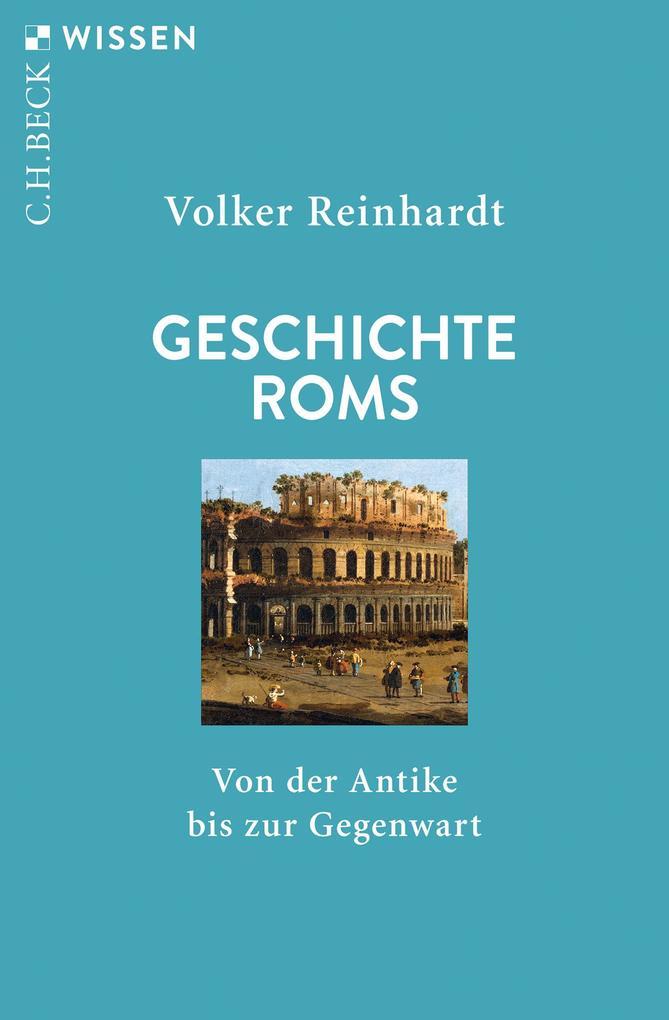 Geschichte Roms als Taschenbuch