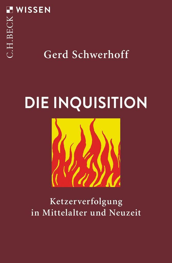 Die Inquisition als Taschenbuch