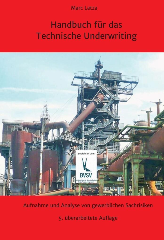 Handbuch für das Technische Underwriting als eBook