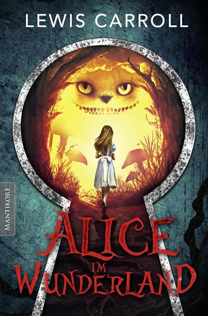 Alice im Wunderland als Taschenbuch