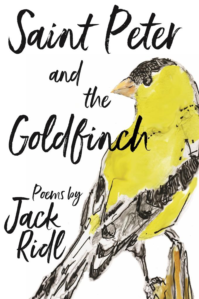 Saint Peter and the Goldfinch