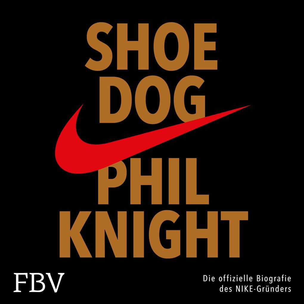 Shoe Dog als Hörbuch Download