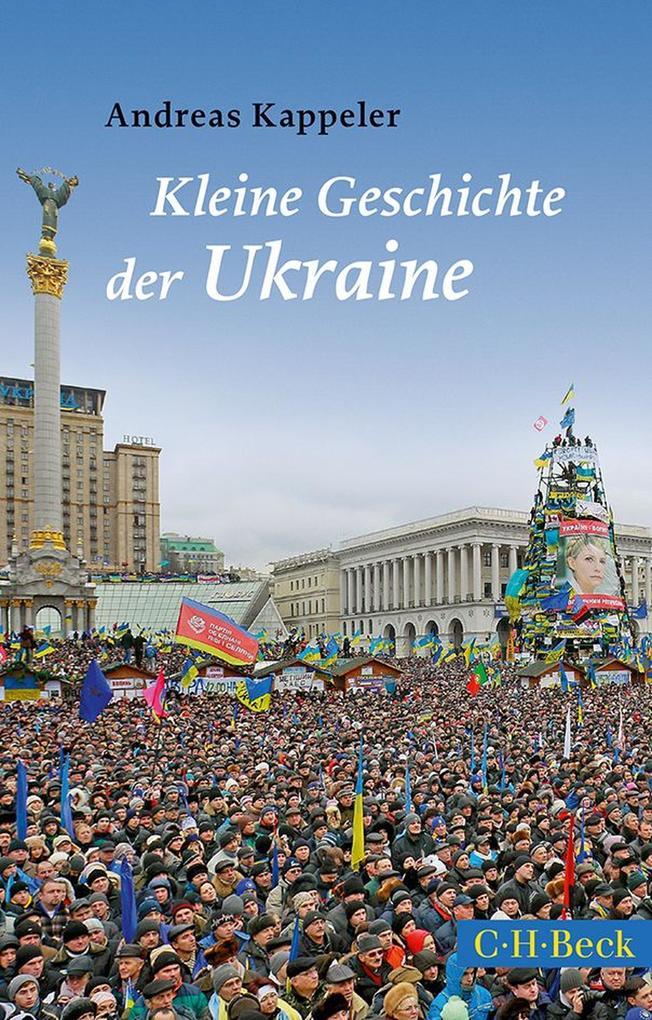 Kleine Geschichte der Ukraine als eBook
