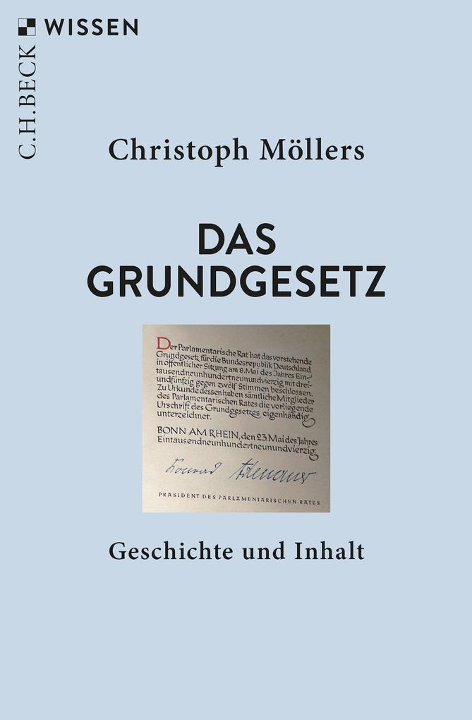 Das Grundgesetz als eBook