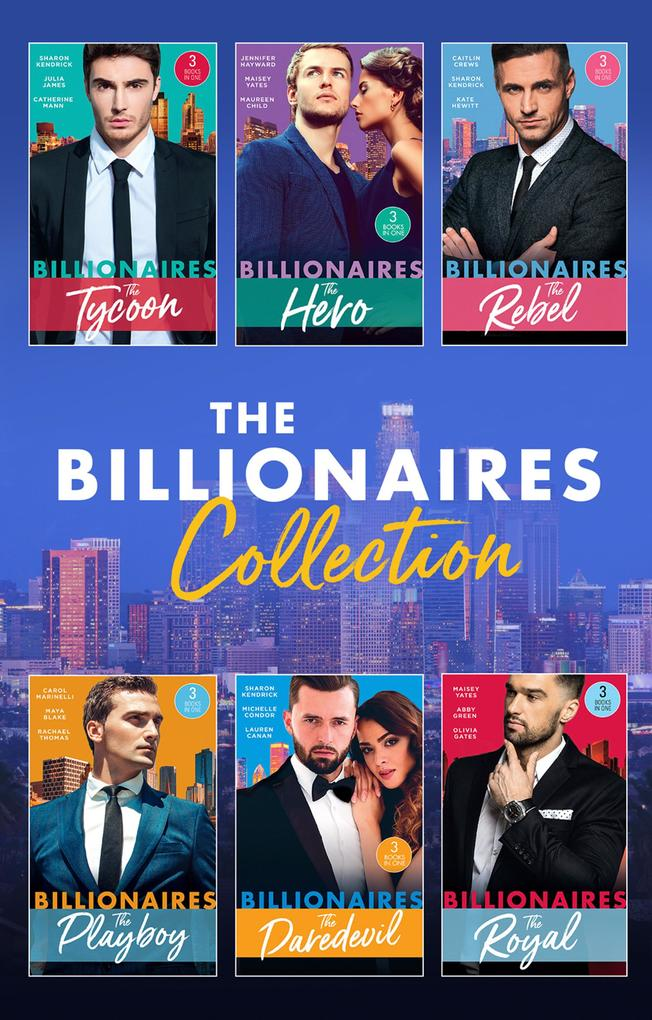 The Billionaires Collection