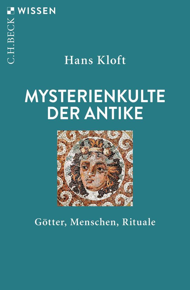 Mysterienkulte der Antike als eBook
