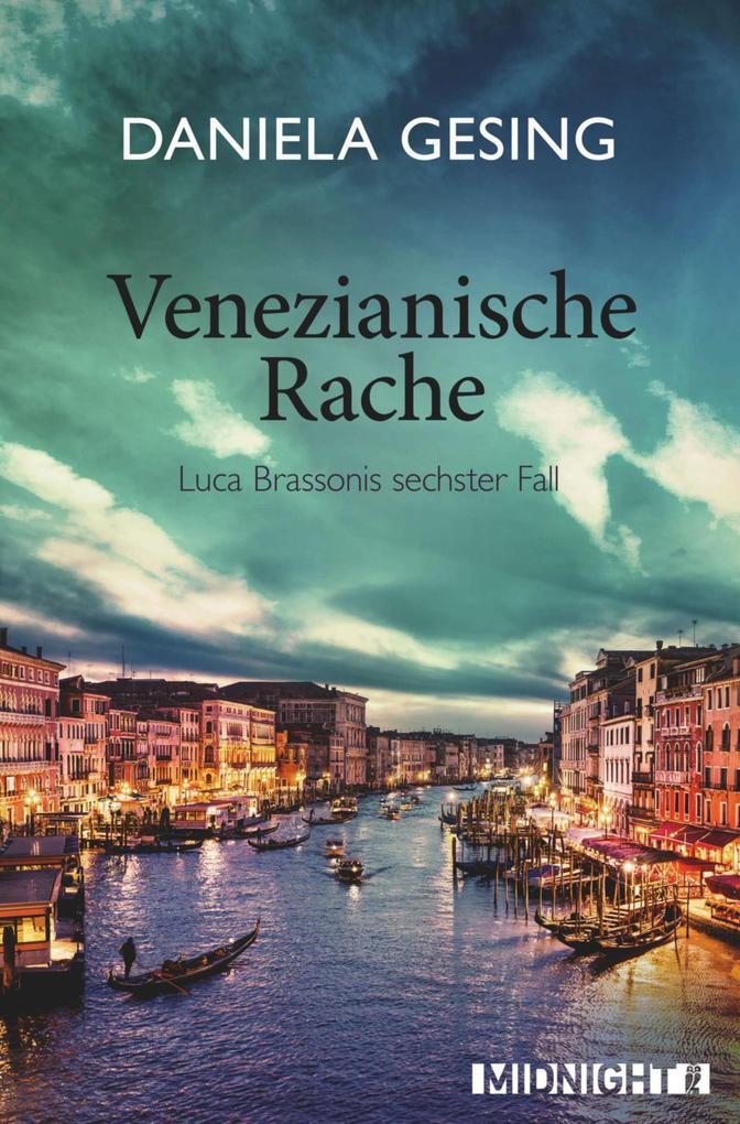 Venezianische Rache als eBook
