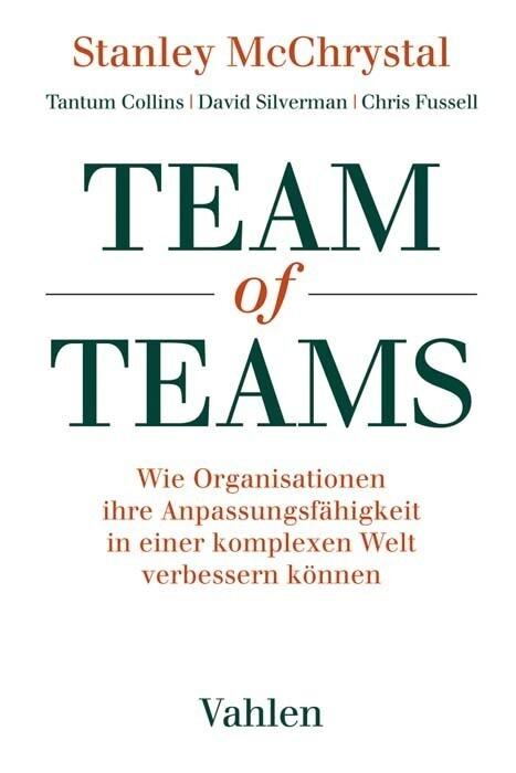 Team of Teams als Buch (kartoniert)