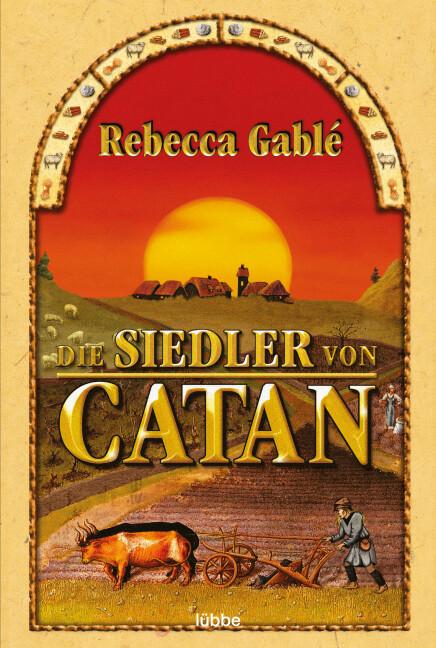 Die Siedler von Catan als Taschenbuch