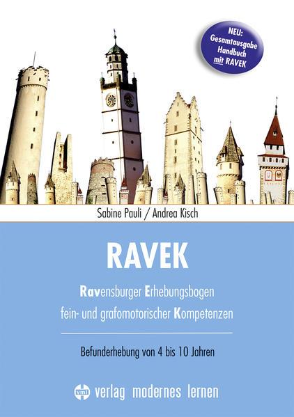 RAVEK als Buch (kartoniert)