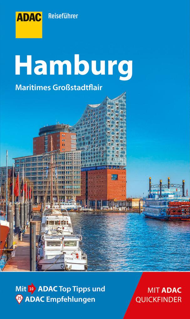 ADAC Reiseführer Hamburg als eBook