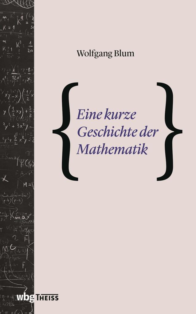 Eine kurze Geschichte der Mathematik als eBook