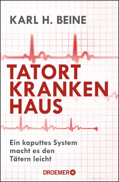 Tatort Krankenhaus als Taschenbuch