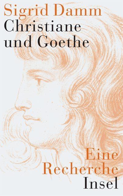 Christiane und Goethe als Buch