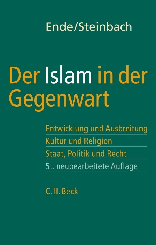 Der Islam in der Gegenwart als Buch