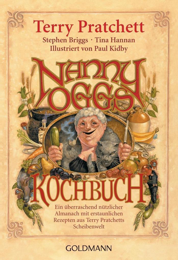Nanny Oggs Kochbuch als Taschenbuch von Terry P...