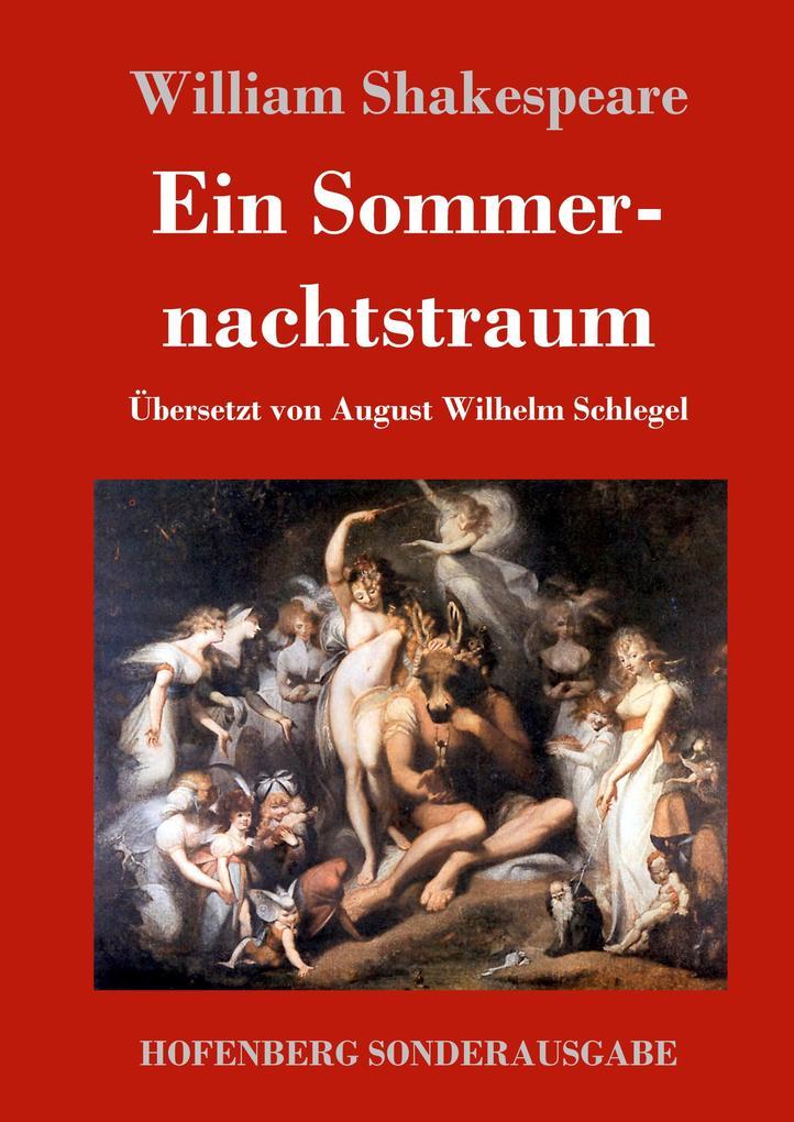 Ein Sommernachtstraum als Buch (gebunden)