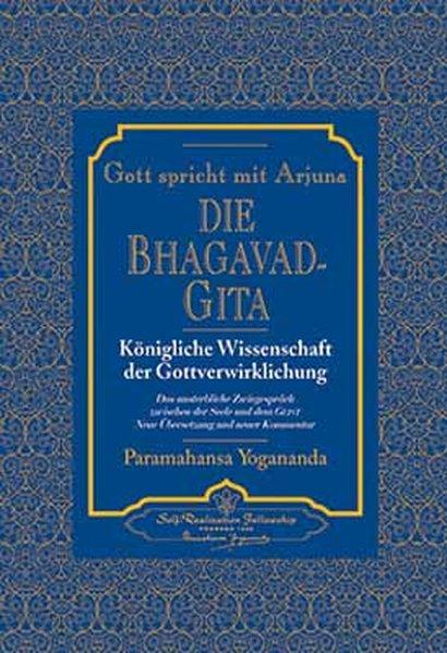 Die Bhagavad Gita als Buch