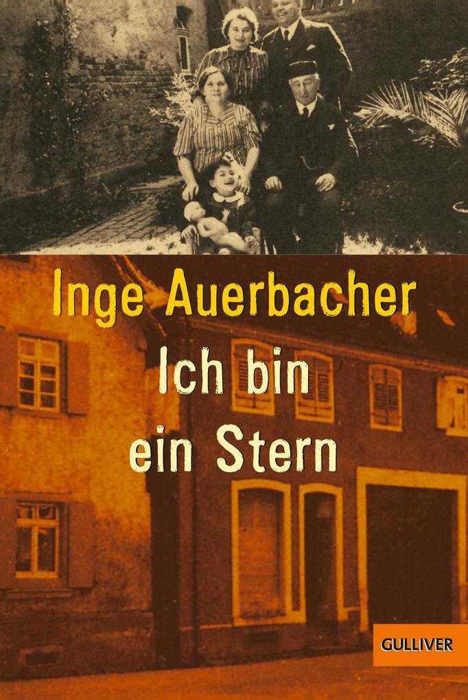 Ich bin ein Stern als Taschenbuch von Inge Auerbacher, Max Bartholl