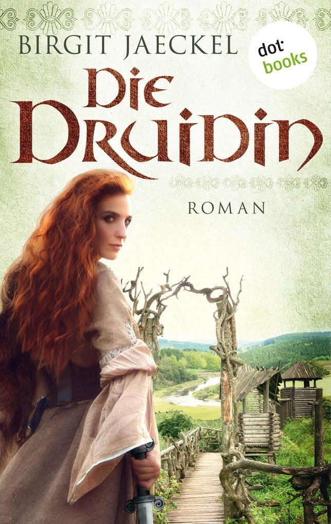 Die Druidin als eBook