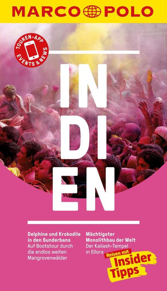 MARCO POLO Reiseführer Indien als eBook