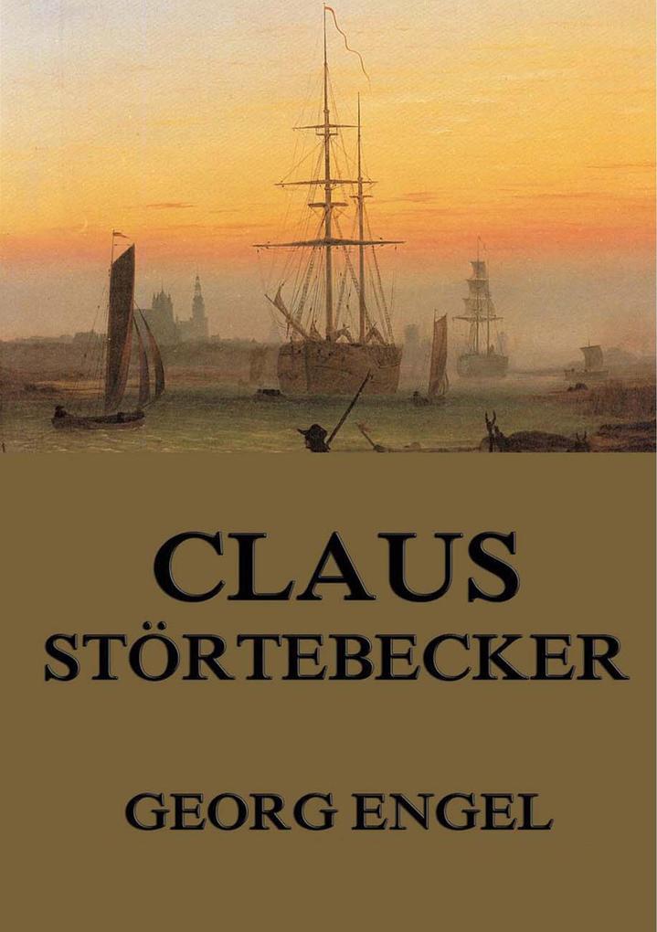 Claus Störtebecker als Buch