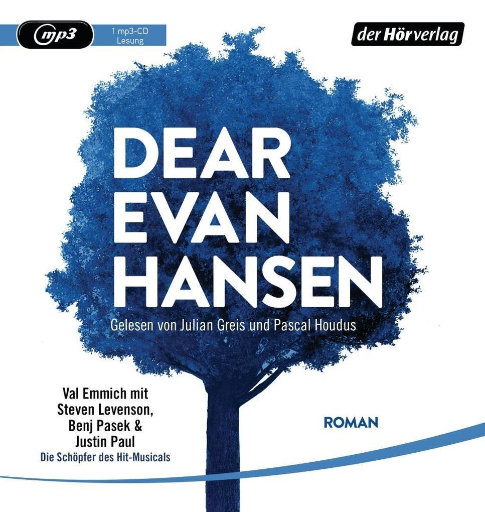 Dear Evan Hansen als Hörbuch
