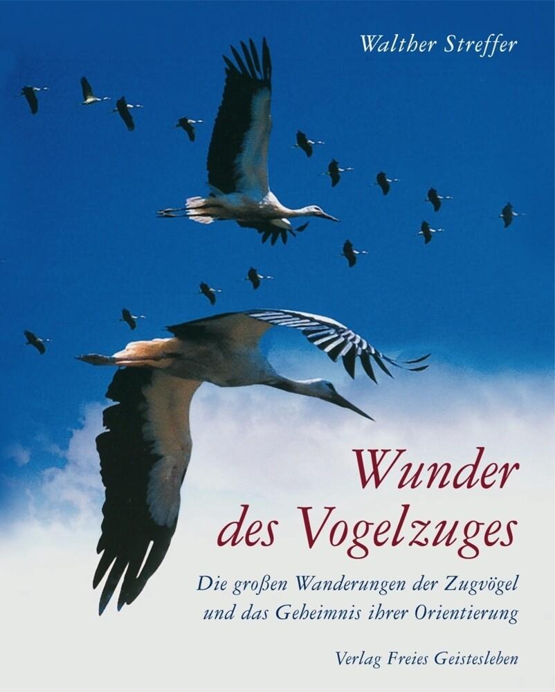 Wunder des Vogelzuges als Buch (gebunden)