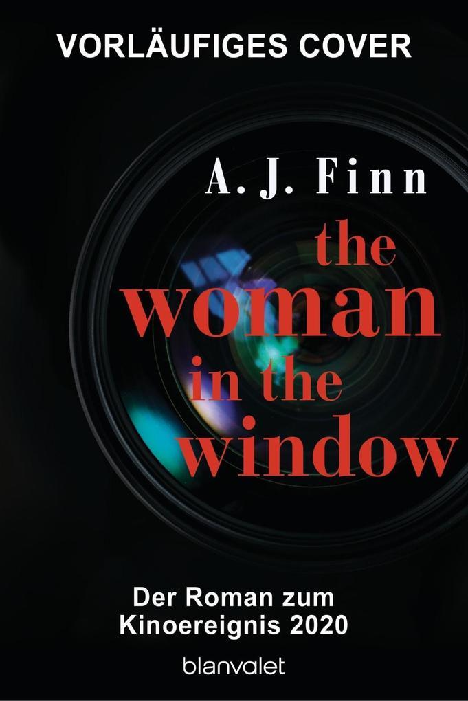 The Woman in the Window - Was hat sie wirklich gesehen? als Taschenbuch