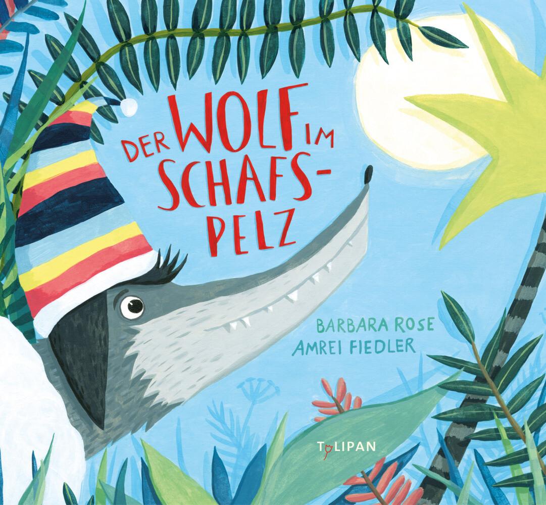 Der Wolf im Schafspelz als Buch (gebunden)