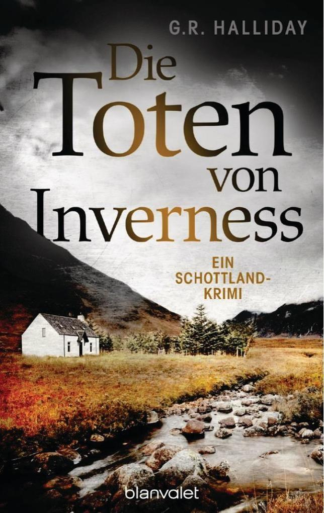 Die Toten von Inverness als Taschenbuch