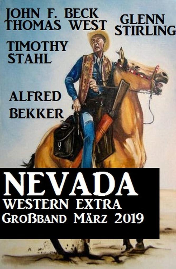 Nevada Western Extra Großband März 2019 als eBook