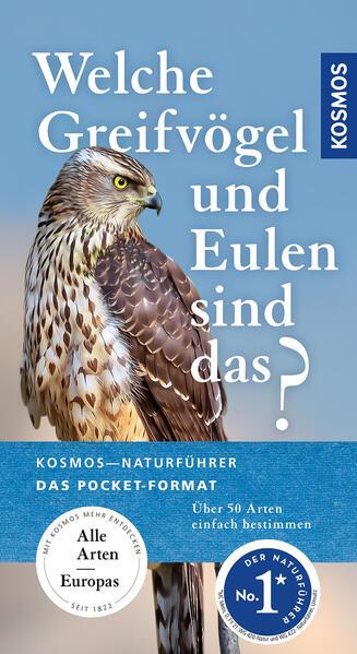 Welche Greifvögel und Eulen sind das? als Buch