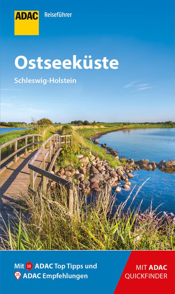 ADAC Reiseführer Ostseeküste Schleswig-Holstein als eBook