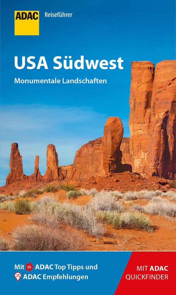 ADAC Reiseführer USA-Südwest als eBook