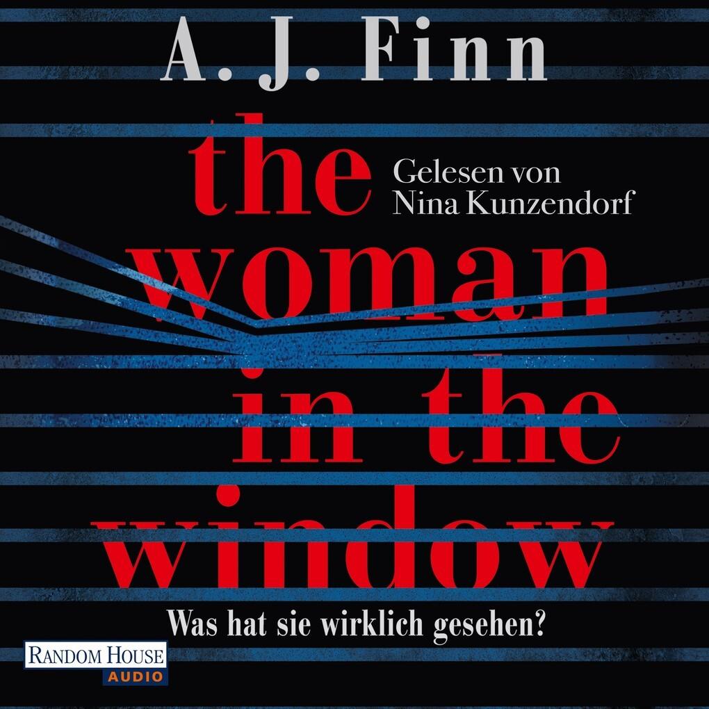 The Woman in the Window - Was hat sie wirklich gesehen? als Hörbuch Download