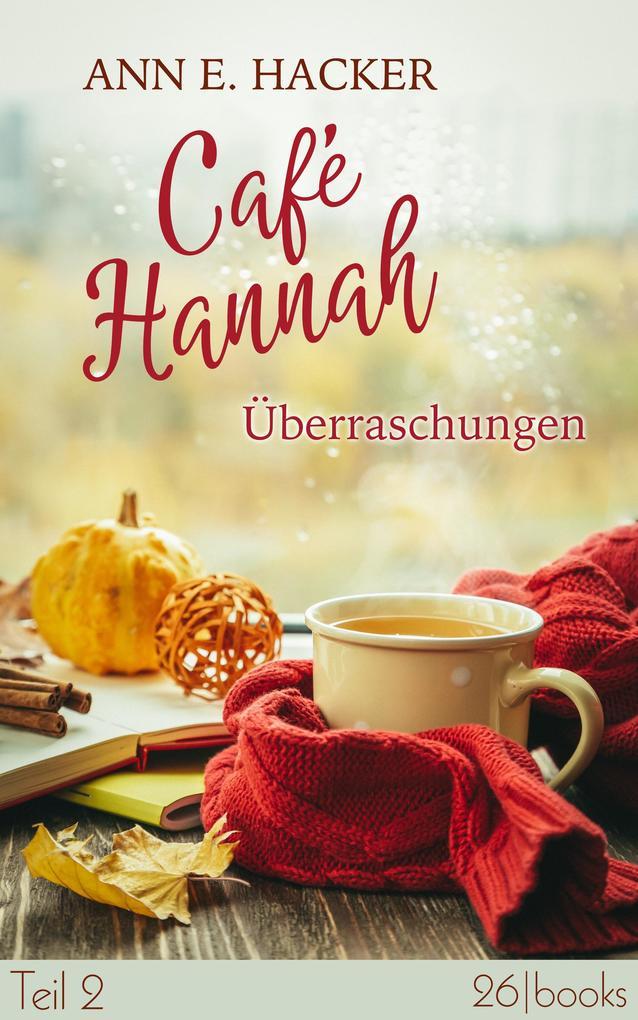 Café Hannah - Teil 2 als eBook