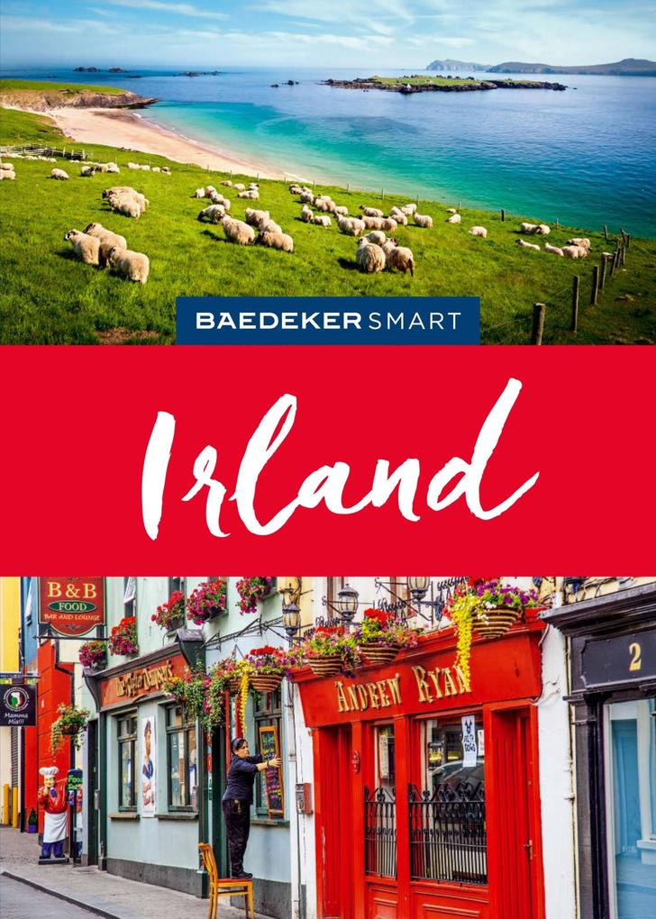 Baedeker SMART Reiseführer Irland als eBook
