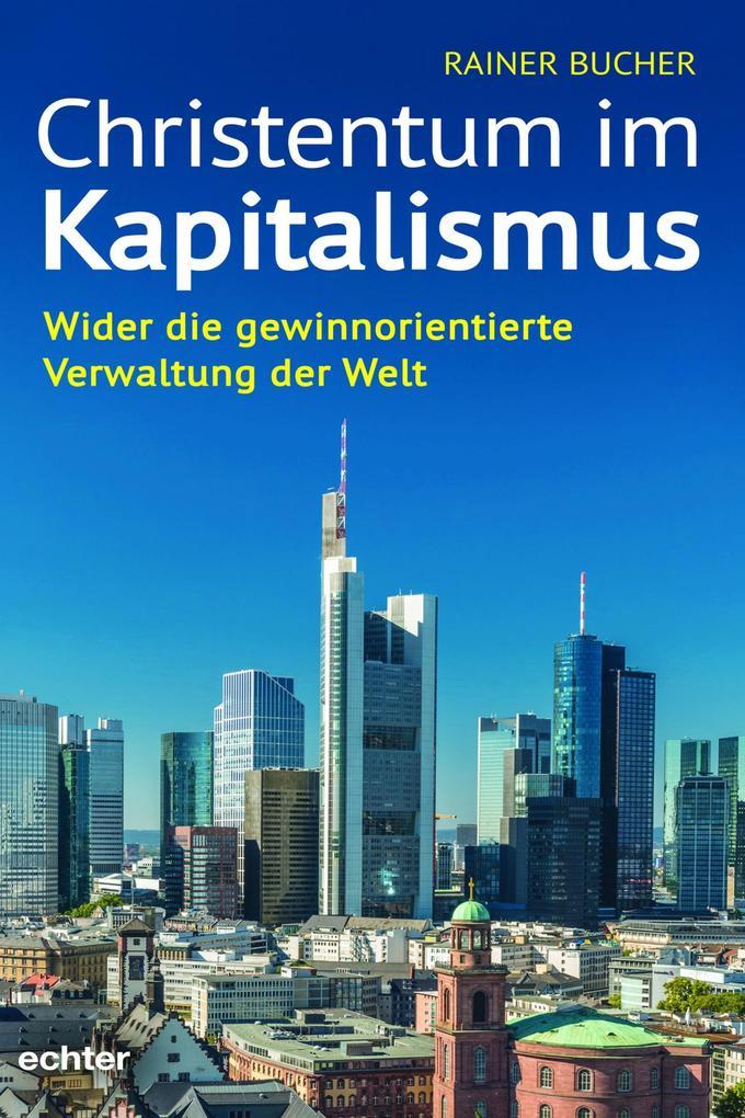 Christentum im Kapitalismus als eBook epub